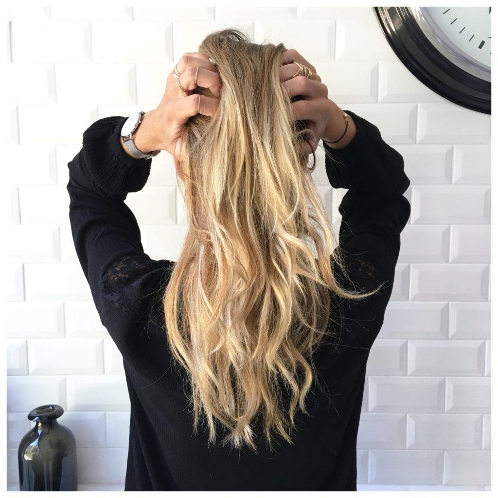 Mon quotidien beauté des cheveux