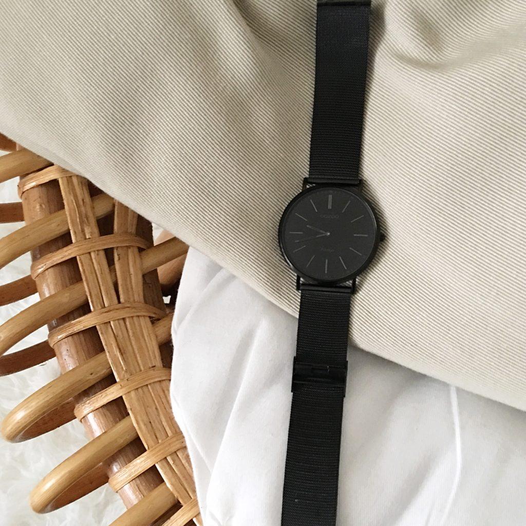 Oozoo, la montre hors du temps